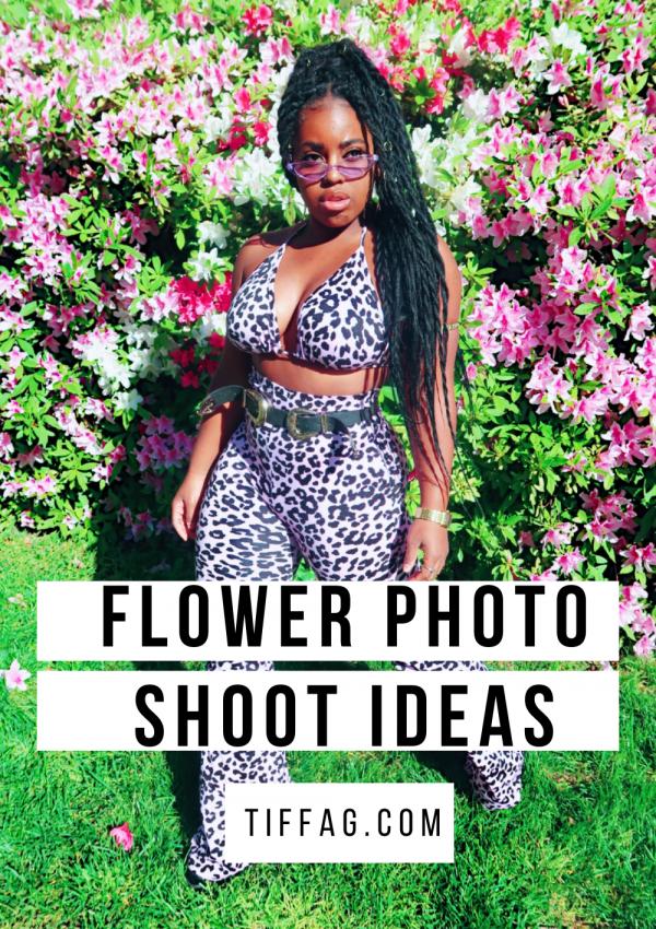 Best Aesthetic Flower Photo Shoot Ideas