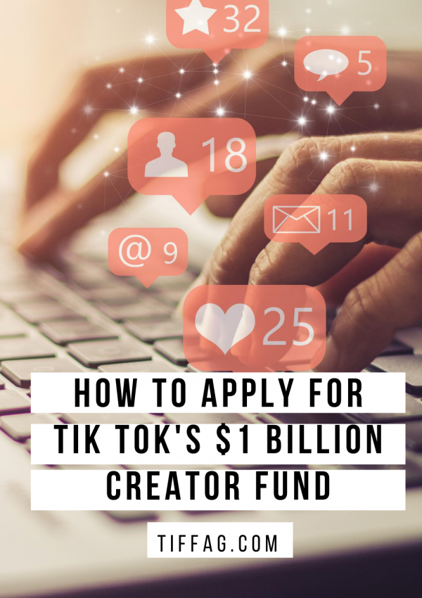 How to apply for Tik Tok's $1 Billion creator fund