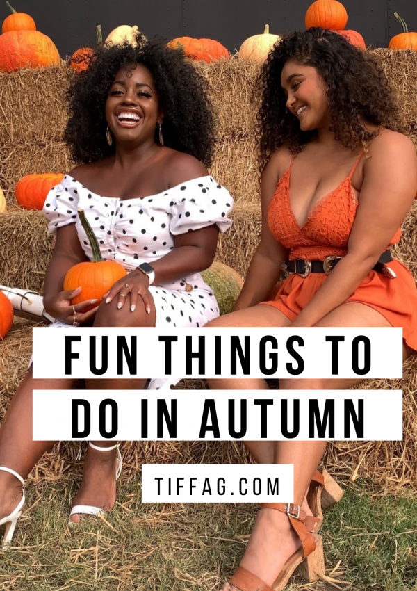 Fun things to do in Autumn