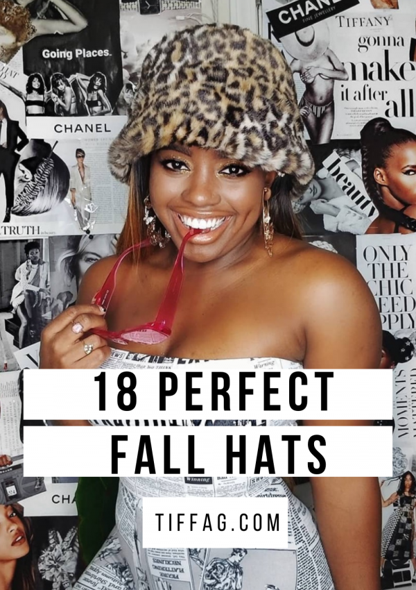 18 hats that are perfect for fall