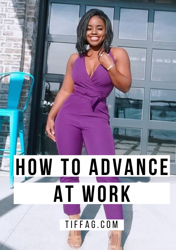How to Advance at Work