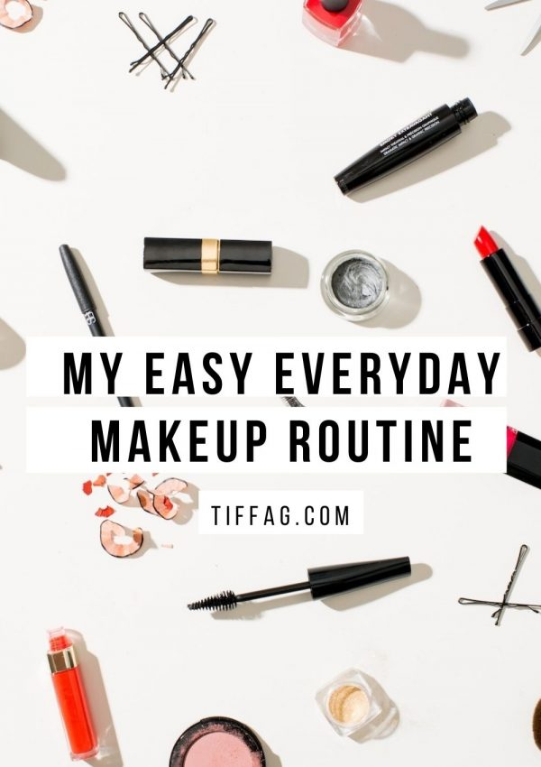 My Easy Every Day Makeup Routine